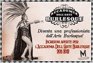 Accademia Burlesque Roma