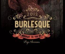 Burlesque Leg Avenue 2012